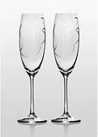Grandioso набор бокалов для шампанского (Amour)