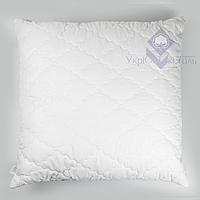 """Подушка """"White night"""" шариковый силикон ст. микрофибра 70х70"""