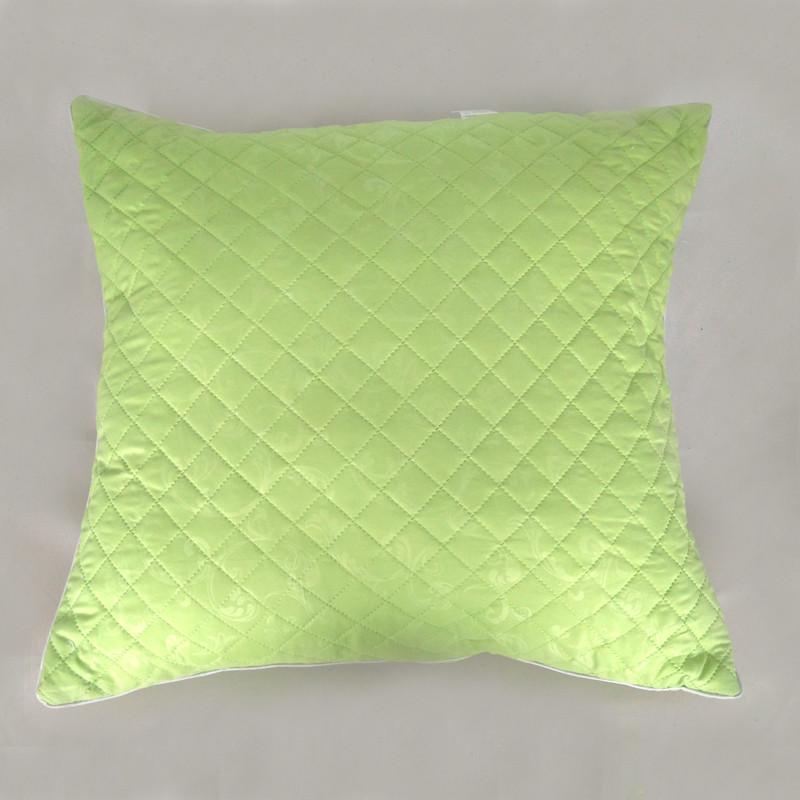 Подушка Бамбук ПАНДА силикон ст. микрофибра 70х70