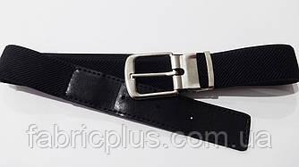 Ремень детский для брюк TopGal черный