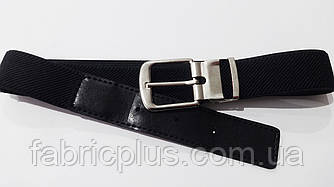 Ремень детский Р2-1 для брюк TopGal черный