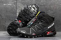 Зимние кроссовки Salomon Speedcross 3
