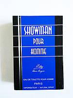 Туалетная вода для мужчин SHOWMAN