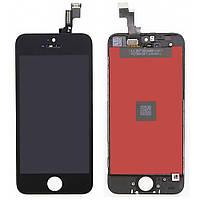 Дисплейный модуль на Iphone  5s Black
