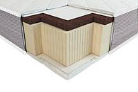 Матрас Тигра 3D ультра кокос зима-лето 60х120