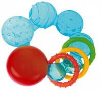 Прорезыватель для зубов синие Пузырьки, Canpol babies