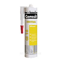 Герметик CS16 для зеркал 280мл Ceresit