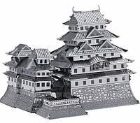 Металлический 3D конструктор Замок Химейджи-Джо