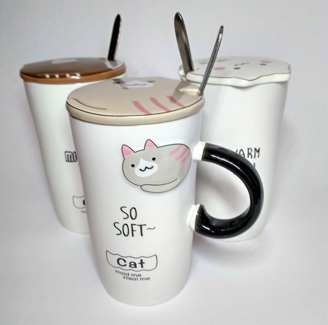 Чашки и термосы