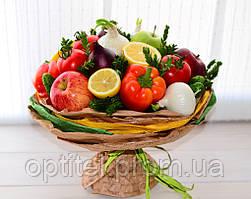 """Фруктово-овощной букет """"Аромат Лета"""""""