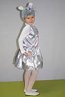 Детский новогодний карнавальный костюм мышки