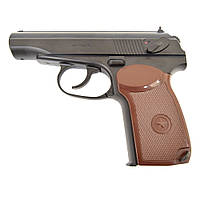 Пневматический пистолет Borner PM-X пластиковый корпус