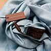 Платок Louis Vuitton голубой, фото 3