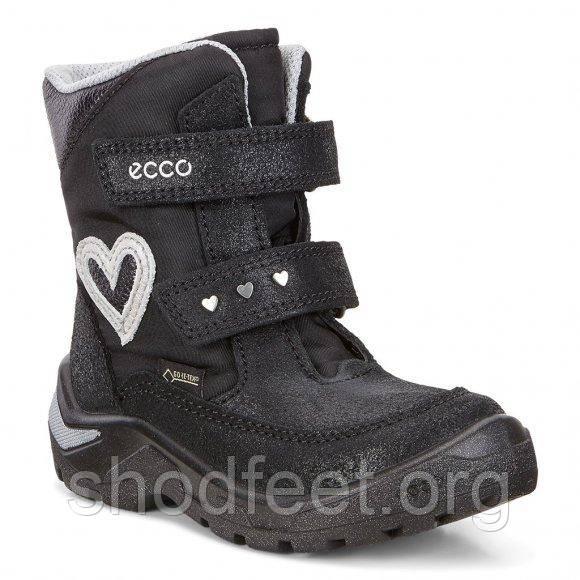 Детские ботинки Ecco Snowride Gore-Tex 751291-51052