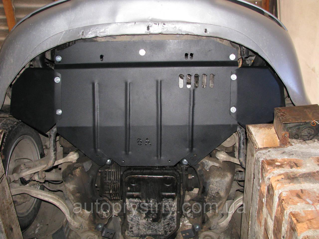 Захист двигуна Audi A6 (C5) (1997-2004) 1.8, 2.4, 2.8, 1.8 T, 1.9 D, 2.5 D (крім 4х4)