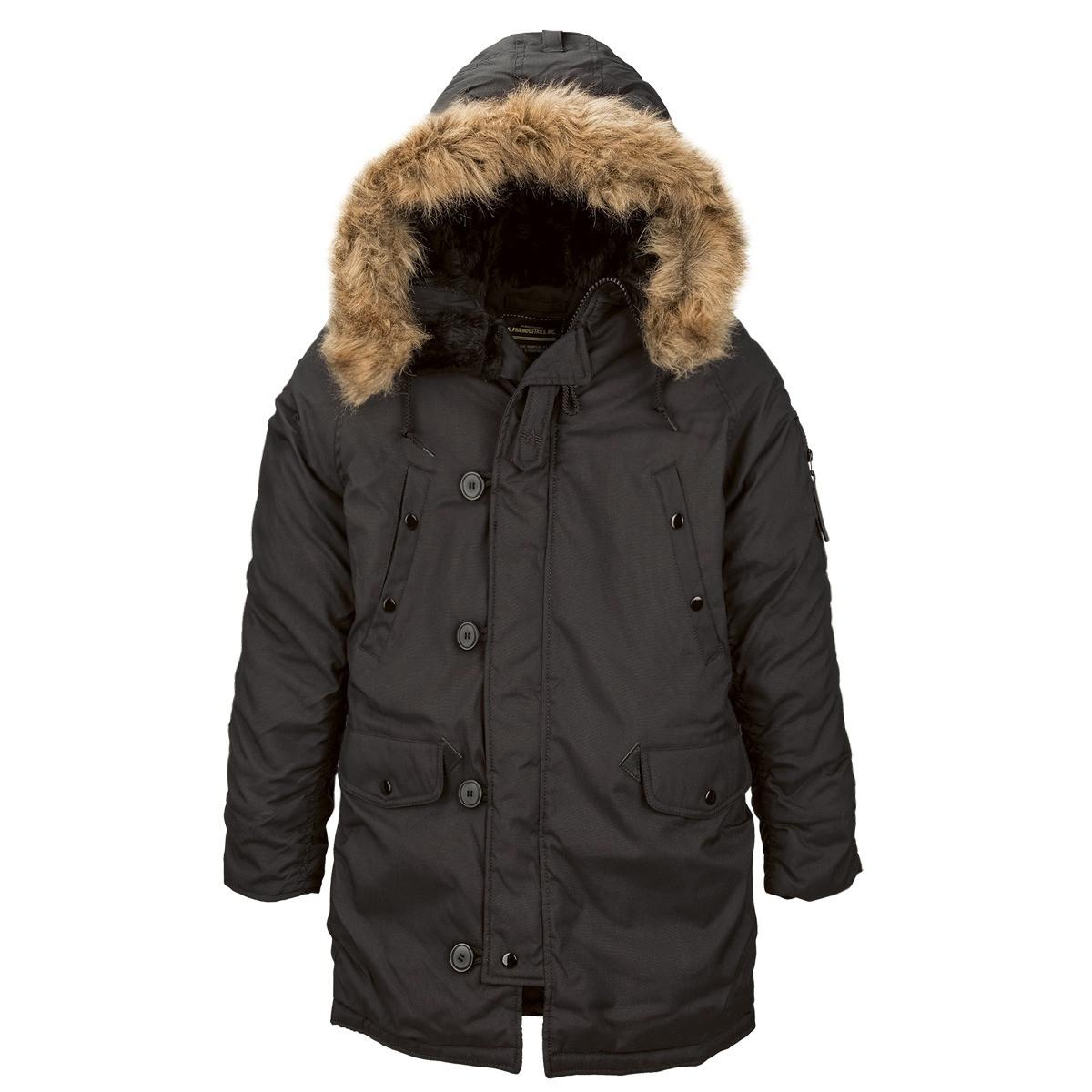 Куртка зимняя мужская Altitude от Alpha Industries