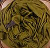 Платок Louis Vuitton оливковый, фото 5