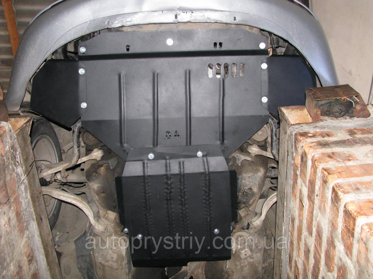 Захист КПП Audi A6 (C5) (1997-2004) 1.8 автомат, 2.4, 2.8, 1.8 T, 1.9 D, 2.5 D (крім 4х4)