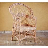 Кресло плетеное из лозы Обычное