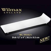 Блюдо для суши 30,5 см* 9,5 см. WILMAX WL-992621