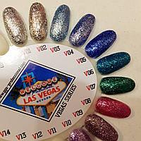 Гель лак для ногтей GGA Vegas, 10 мл