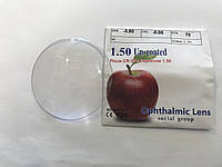 Линза полимерная астигматическая без покрытия
