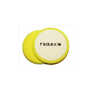 Желтый полировальный круг Radex для абразивной пасты RDX-2 D150мм