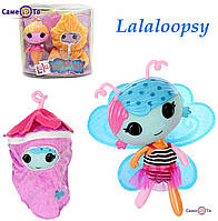 Лялька Лалалупсі Lalaloopsy з чохлом в комплекті, 1001832
