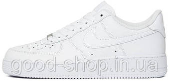 "Женские кроссовки Nike Air Force 1 Low ""White"""