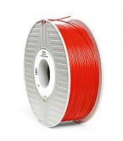 PLA пластик Verbatim для 3D принтера 1.75 мм Красный