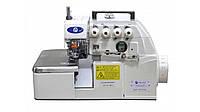 VELLES VO700-5D Промышленная 2-игольная 5-ниточная стачивающе-обметочная швейная машина (оверлок)