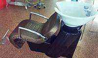 Мойка парикмахерская с креслом XZ-8008