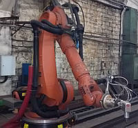 Роботизированный лазерный комплекс