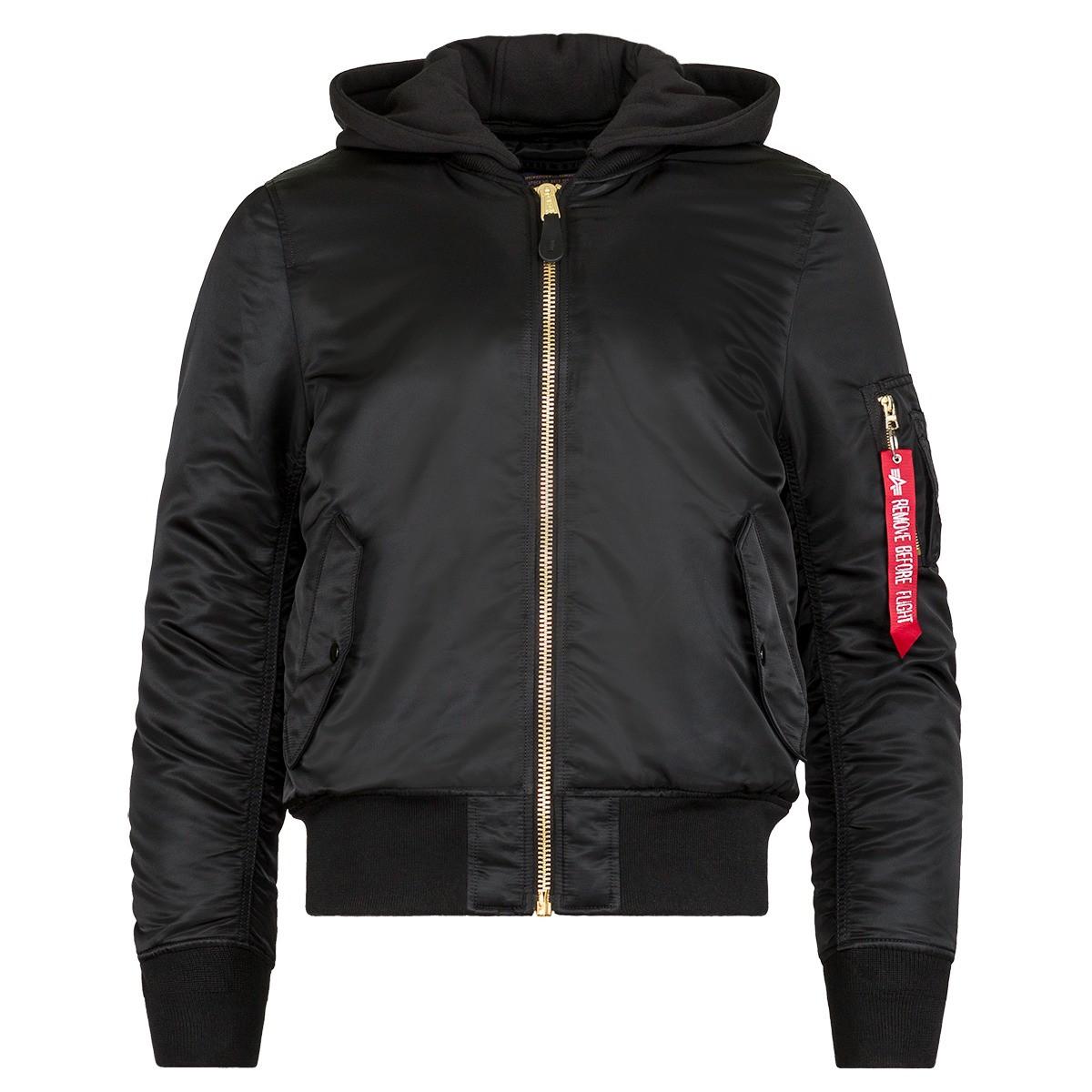 Мужская куртка демисезонная MA1 NATUS Alpha Industries