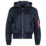 Мужская куртка демисезонная MA1 NATUS Alpha Industries, фото 2