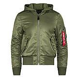 Мужская куртка демисезонная MA1 NATUS Alpha Industries, фото 3