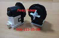 Насос (помпа) для стиральных машин на 3 самореза (типа Plaset) фишка спаренная сзади 91941771  C00283277