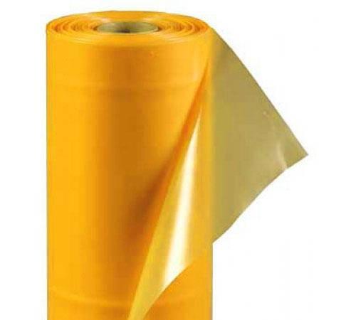 Стабилизированная пленка для теплиц и парников СТ24 100 мкм (ширина 2 м) рулон 100 м