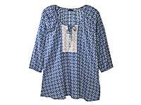 Блуза с принтом, принтованая блузка Esmara, р. 44