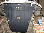 Защита двигателя и КПП Volkswagen Crafter (2006--) механика 2.5 D