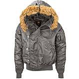 Зимняя мужская куртка N-2B Parka Alpha Industries, фото 2