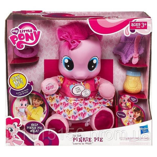 My Little Pony Интерактивная пони Пинки Пай