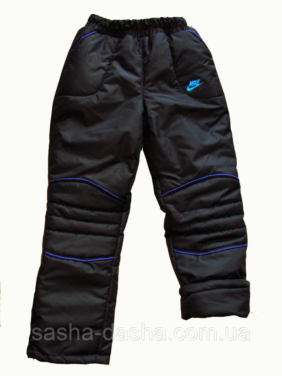 Зимние штаны для мальчиков.