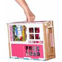 Портативный домик Barbie с куклой, фото 3