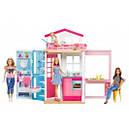 Портативный домик Barbie с куклой, фото 2
