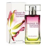 Парфюмированная Вода Moment de Bonheur 50мл Yves rocher