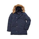Куртка зимняя мужская Altitude от Alpha Industries, фото 2