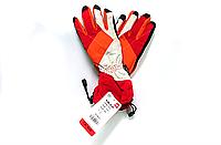 Перчатки горнолыжные женские THINSULATE NKD REDWHITE