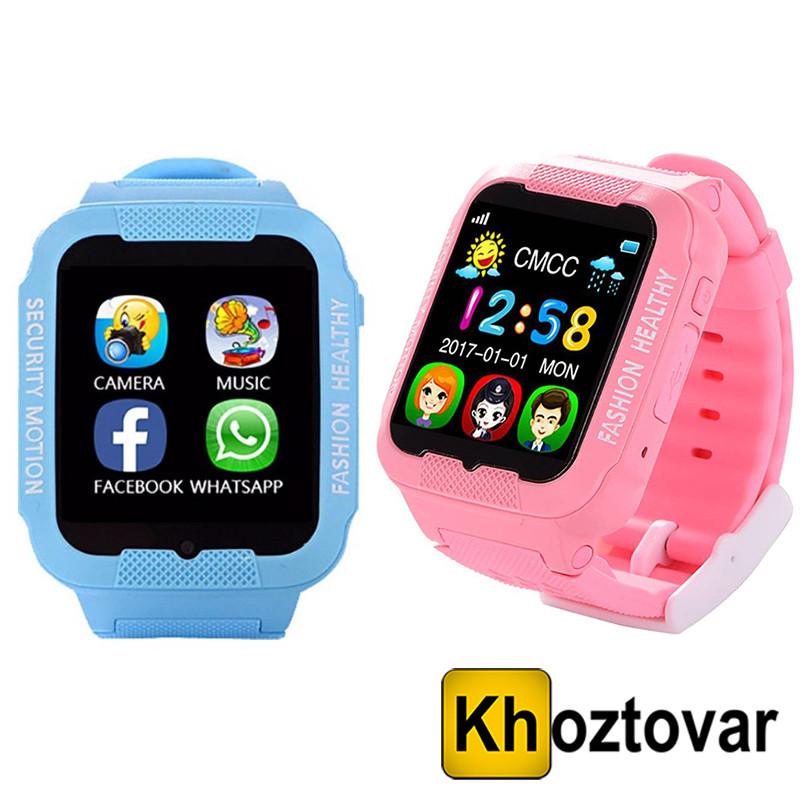 Детские смарт-часы UWatch K3 с GPS Waterproof IP65