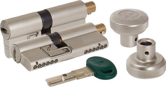 Цилиндр MOTTURA C30F464601C5 Ключ/поворотник